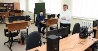 Открытие школы №14 в Новомосковске, 4.12.2015, Фото: 3