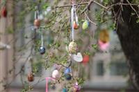 Тульское пасхальное чудо-дерево, Фото: 12