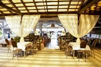 Отдыхаем и празднуем в ресторане на летней веранде, Фото: 14