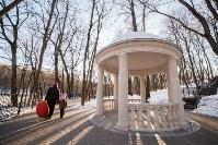 Морозное утро в Платоновском парке, Фото: 12