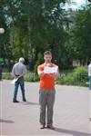 В Туле прошел флешмоб «Читающий парк», Фото: 14