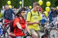 В Туле прошел большой велопарад, Фото: 41