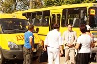Денис Бычков проверяет школы Тульской области, Фото: 42