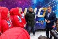 """Алексей Дюмин подарил """"Тулице"""" автобус, Фото: 4"""