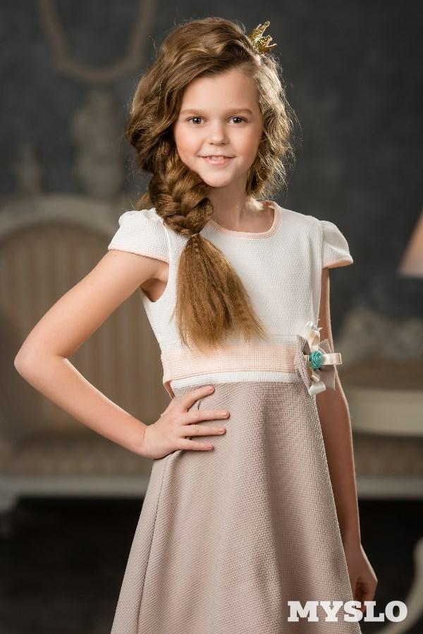 Ксюша Якунина, 10 лет