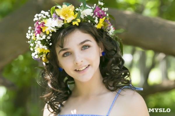 Вишнева Полина, 11 лет