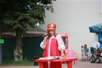 В Туле прошел флешмоб «Читающий парк», Фото: 35