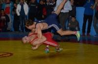 Международный турнир по греко-римской борьбе в Новосибирске, Фото: 5