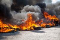Пожар в гаражном кооперативе №17, Фото: 4