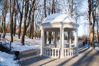 Морозное утро в Платоновском парке, Фото: 6