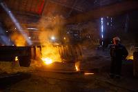 Доменный цех Тулачермета. Михаил Куприянов, Фото: 15