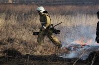 Дым от горящей травы, Фото: 3