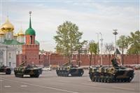 Вторая генеральная репетиция парада Победы. 7.05.2014, Фото: 41