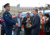 Генеральная репетиция Парада Победы, 07.05.2016, Фото: 9
