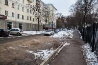 Провал дороги на ул. Софьи Перовской, Фото: 14