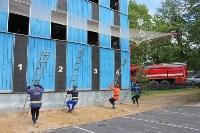 В Туле прошли соревнования по пожарно-прикладному спорту , Фото: 1
