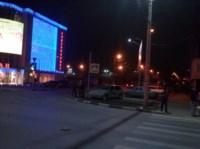 Авария на перекрестке Ложевая-Степанова. 11.11.2014, Фото: 5