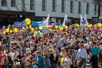 1 мая в Туле прошло шествие профсоюзов, Фото: 52