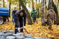 В Центральном парке Тулы появился сосновый бор «Слободы», Фото: 50