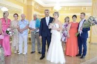 В Туле чествовали молодожёнов и супругов-юбиляров, Фото: 41