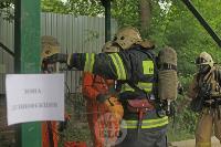 В Туле сотрудники МЧС эвакуировали госпитали госпиталь для больных коронавирусом, Фото: 46