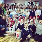 Члены Общественной Палаты РФ поздравили тульских сирот, Фото: 1