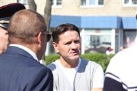 Тульская Федерация профсоюзов провела митинг и первомайское шествие. 1.05.2014, Фото: 42