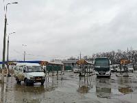 Проверка транспорта в Новомосковске, Фото: 1