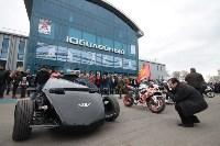 Открытие мотосезона в Новомосковске, Фото: 143