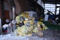 В Туле сжигают медицинские отходы класса Б, Фото: 25