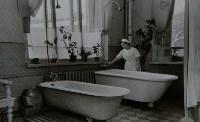 Водолечебный кабинет нервного отделения., Фото: 13