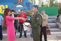 Звёзды Первого канала устроили концерт в военной части, Фото: 20