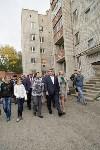 Алексей Дюмин посетил дом в Ясногорске, восстановленный после взрыва, Фото: 27