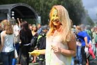 ColorFest в Туле. Фестиваль красок Холи. 18 июля 2015, Фото: 19