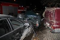 В Туле пьяный на Audi протаранил пять автомобилей, Фото: 4
