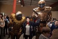 Открытие шоу роботов в Туле: искусственный интеллект и робо-дискотека, Фото: 26