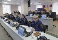 Алексей Дюмин посетил Главное управление МЧС России по Тульской области , Фото: 3