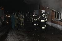 Пожар в здании бывшего кинотеатра «Искра». 10 марта 2014, Фото: 6