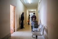 В Киреевске поликлинике помогают волонтеры, Фото: 18