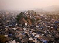 Бедные районы Мумбаи, Индия. Фото: Amos Chapple, Фото: 9