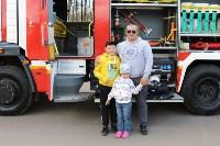 Спасатели продемонстрировали тулякам пожарную технику, Фото: 3