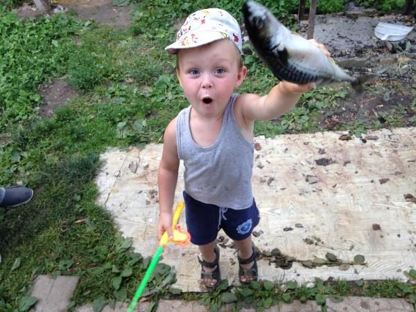 Рыболов!!!