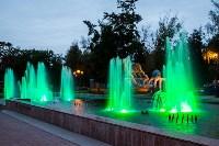 В Кировском сквере открылся светомузыкальный фонтанный комплекс: Фоторепортаж Myslo, Фото: 15