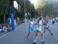 В Центральном парке Тулы прошли соревнования по уличному баскетболу, Фото: 12