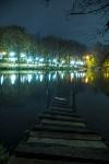 Платоновский парк вечером, Фото: 2