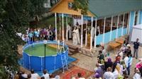Крещение жителей Новомосковска, Фото: 4