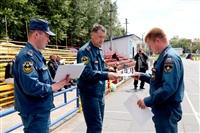 Соревнования добровольных пожарных, Фото: 9