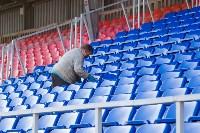 Как Центральный стадион готов к возвращению большого футбола, Фото: 35