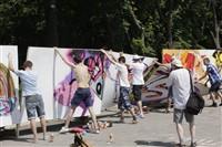 Молодые туляки попытали свои силы на конкурсе граффити, Фото: 12