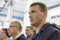 Алексей Дюмин посетил Ефремовский завод синтетического каучука, Фото: 20